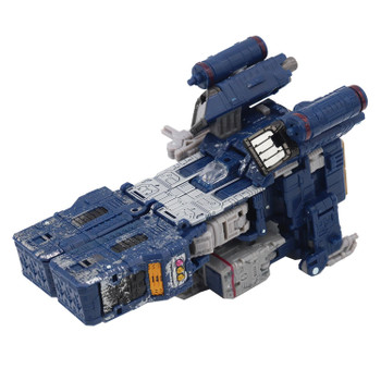 Transformers War for Cybertron: Siege Voyager Class SOUNDWAVE