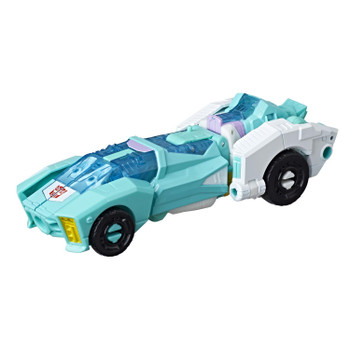 Transformers Power of the Primes Deluxe Class AUTOBOT MOONRACER