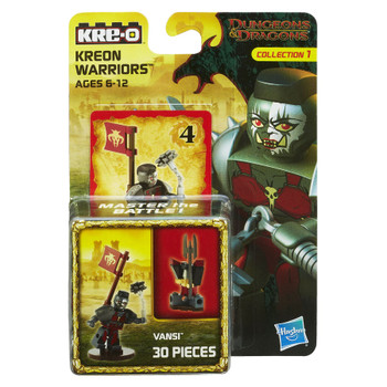 Kre-O Dungeons & Dragons VANSI Kreon Warrior