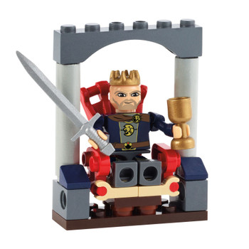 Kre-O Dungeons & Dragons LORD NEVEREMBER Kreon Warrior