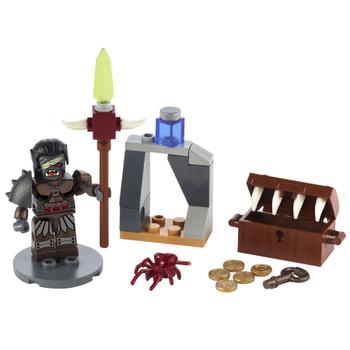 Kre-O Dungeons & Dragons EYE OF GRUUMSH Kreon Warrior