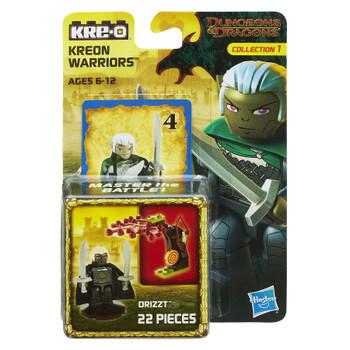 Kre-O Dungeons & Dragons DRIZZT Kreon Warrior
