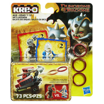 Kre-O Dungeons & Dragons ORC'S CROSSBOW Construction Set