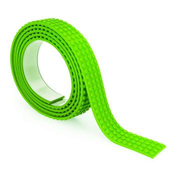 Mayka Toy Block Tape LIGHT GREEN 2m/6.5ft 4-Stud