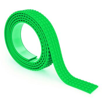 Mayka Toy Block Tape GREEN 2m/6.5ft 4-Stud