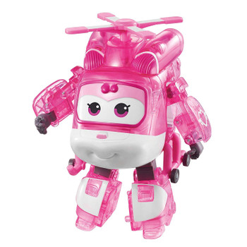 """Super Wings X-Ray Series 5"""" Transforming DIZZY Figure"""