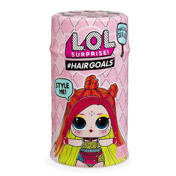 L.O.L. Surprise! - Makeover Series - #HAIRGOALS Doll (Wave 2)
