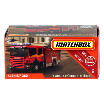Matchbox Power Grabs SCANIA P 360 1:64 Scale Die-cast Vehicle