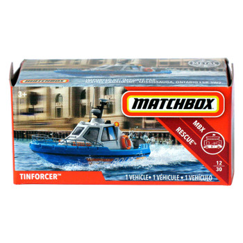 Matchbox Power Grabs TINFORCER 1:64 Scale Die-cast Vehicle