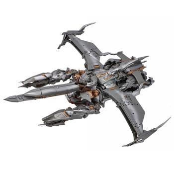 Transformers Masterpiece Movie Series MEGATRON MPM-8 Official Collector Figure