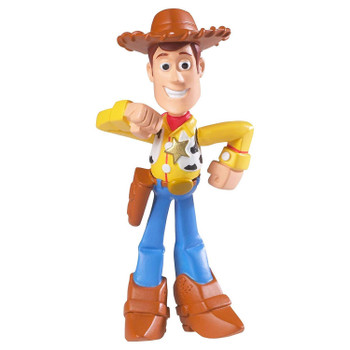 Toy Story WALKING WOODY Buddy Figure