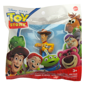 Toy Story WALKING WOODY Buddy Figure