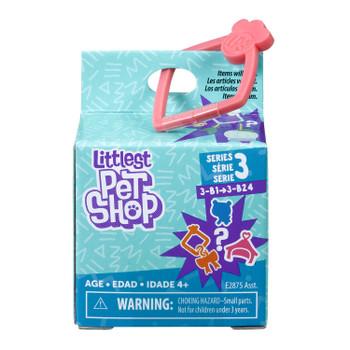 Littlest Pet Shop Clip It Series 3 Mystery Box (Styles Vary)