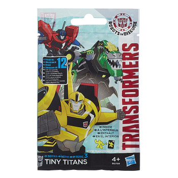 Transformers Robots in Disguise Tiny Titans Series 3: Beast Wars MEGATRON Figure