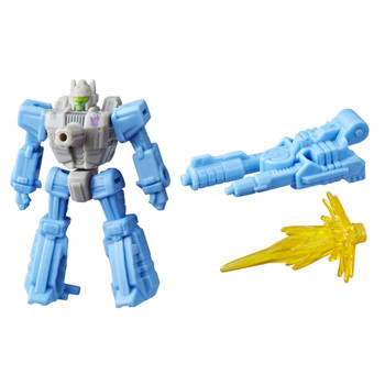 Transformers War for Cybertron: Siege Battle Masters BLOWPIPE