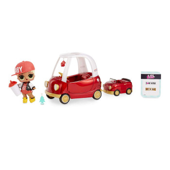 L.O.L. Surprise! - Furniture (Series 1) - Cozy Coupe with M.C. Swag Doll