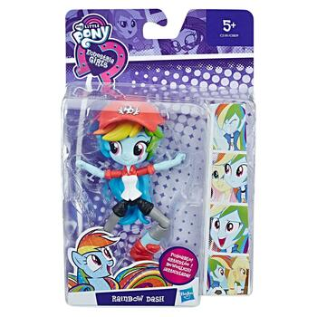 My Little Pony Equestria Girls RAINBOW DASH Mall Collection Minis Doll