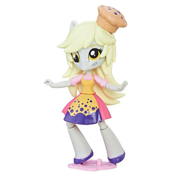My Little Pony Equestria Girls MUFFINS Mall Collection Minis Doll