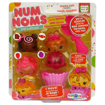 Num Noms Series 2 Special Edition Cupcake Sparkle Pack