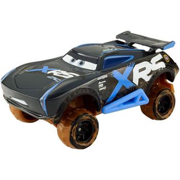 Disney Pixar Cars: XRS Mud Racing JACKSON STORM 1:55 Scale Die-Cast Vehicle