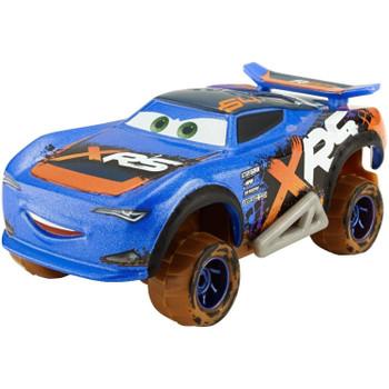 Disney Pixar Cars: XRS Mud Racing BARRY DePEDAL 1:55 Scale Die-Cast Vehicle