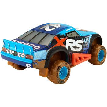 Disney Pixar Cars: XRS Mud Racing CAL WEATHERS 1:55 Scale Die-Cast Vehicle