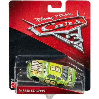 Disney Pixar Cars 3: DARREN LEADFOOT 1:55 Scale Die-Cast Vehicle