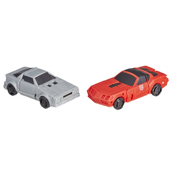 Transformers War for Cybertron: Siege Micromaster RACE CAR PATROL (2-Pack)