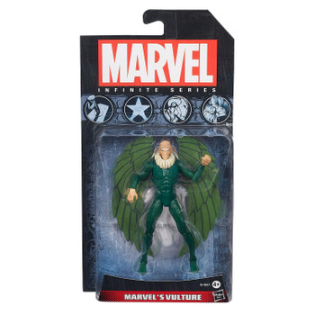 "Marvel Infinite Series MARVEL'S VULTURE 3.75"" Action Figure"