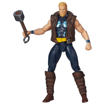 "Marvel Infinite Series MARVEL'S THUNDERSTRIKE 3.75"" Action Figure"