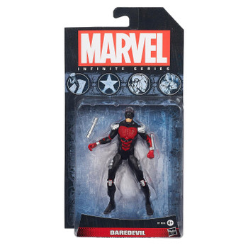 "Marvel Infinite Series DAREDEVIL 3.75"" Action Figure"
