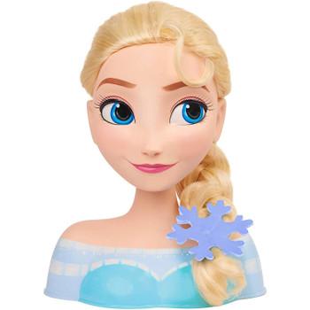 Disney Frozen ELSA Styling Head with 13 Accessories