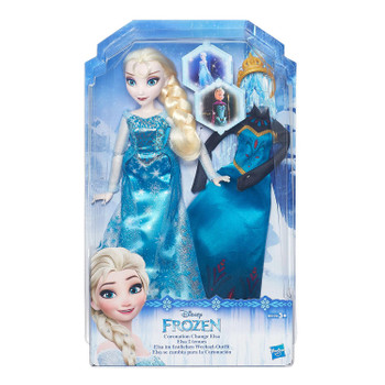 Disney Frozen Coronation Change ELSA Fashion Doll