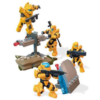 Mega Construx Halo FIRETEAM CASTLE Construction Set