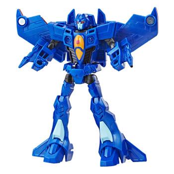 Transformers Cyberverse Action Attackers Warrior Class THUNDERCRACKER