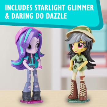 My Little Pony Equestria Girls Minis MOVIE COLLECTION Dolls 6-Pack