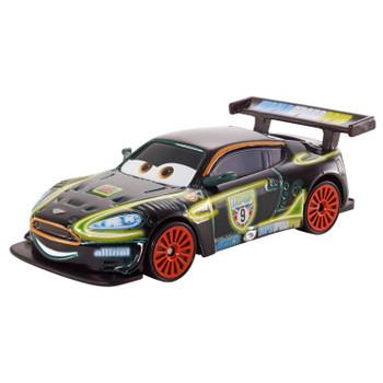 Disney Pixar Cars Neon Racers NIGEL GEARSLEY 1:55 Scale Die-Cast Vehicle