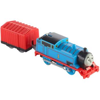 TrackMaster Thomas motorized toy train.