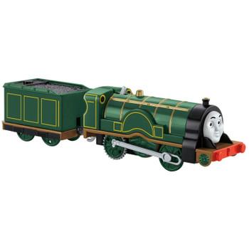 TrackMaster Emily motorized toy train.