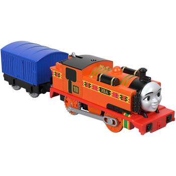 TrackMaster Nia motorized toy train.