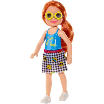 Barbie Club Chelsea Girl Doll with Just Be You Top