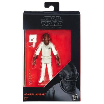 "Star Wars The Black Series 3.75"" ADMIRAL ACKBAR Action Figure"