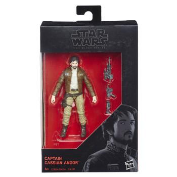 "Star Wars The Black Series 3.75"" CAPTAIN CASSIAN ANDOR Action Figure"