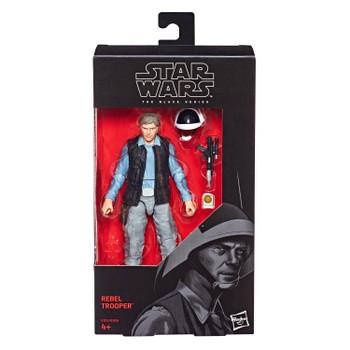 Star Wars The Black Series 6-Inch #69 REBEL TROOPER Action Figure