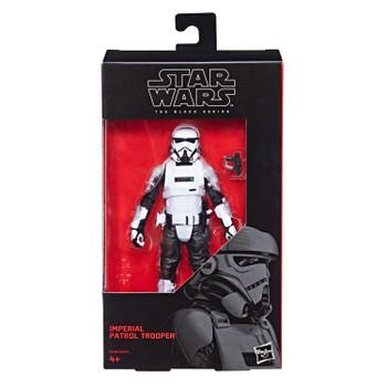 Star Wars The Black Series 6-Inch #72 IMPERIAL PATROL TROOPER Action Figure