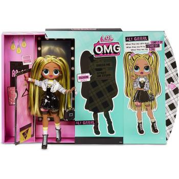 L.O.L. Surprise! - O.M.G. ALT GRRRL Fashion Doll (Series 2)
