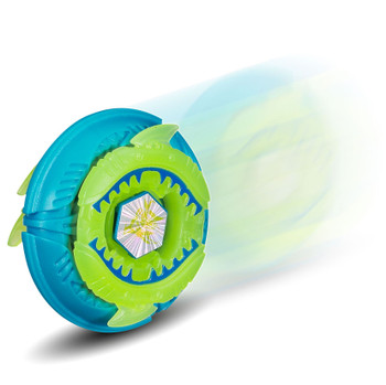 Beyblade Beywheelz Hurricane Crusher Pisces in action!