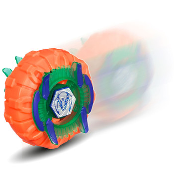 Beyblade Beywheelz Rampage Stomper Bull in action!