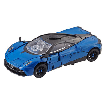 Transformers Studio Series #23 Deluxe Class Age of Extinction KSI SENTRY in vehicle mode.