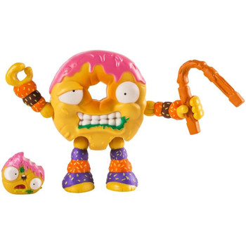 3-inch scale DODGEY DONUT action figure comes with weapon accessory, plus collectable Grossery Gang figure.